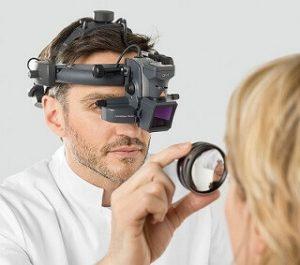 oftalmoscopio indirecto